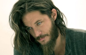 Vikings Hype and Travis Fimmel's Glorious Beard